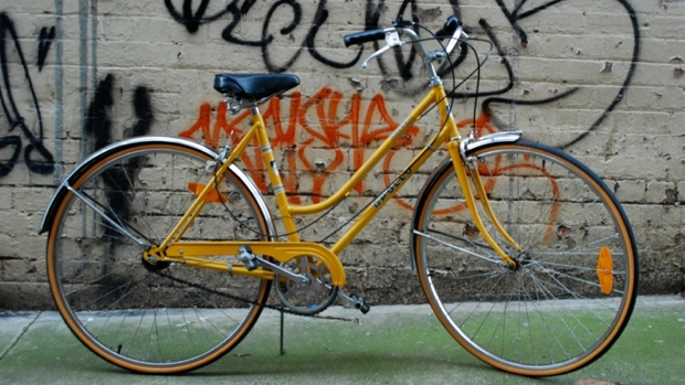 Humble Vintage Bike Hire_Yellow Apollo_620