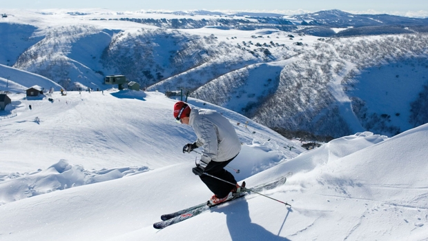 Mt Hotham Downhill skiing_620