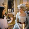 Sofia Coppola and Kirsten Dunst on the Marie Antoinette set