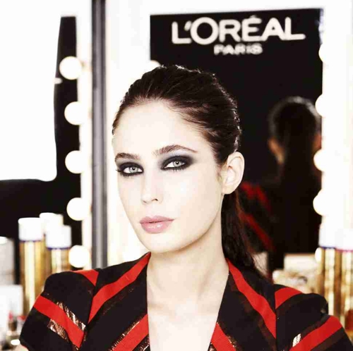 LOreal Paris Runway One Model Shot_500