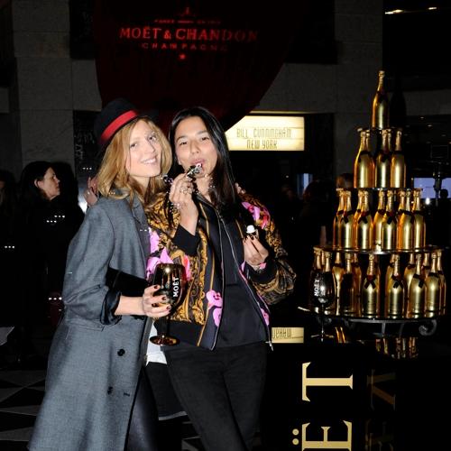 Moet_Tanja Gacic & Jessica Gomes_500