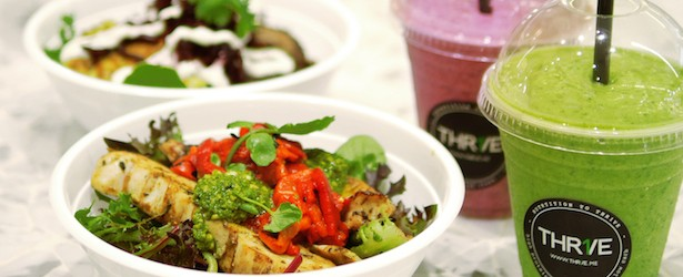 Paleo Fast Food Hits Westfield Sydney