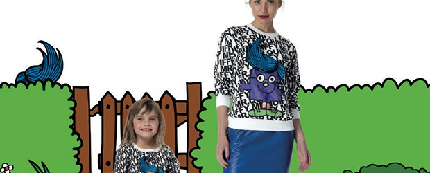 Mr Men Introduces House of Holland's Mr Quiffy