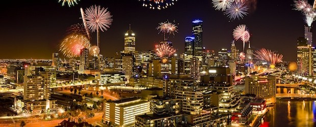 Where to Spend New Year's Eve in Melbourne