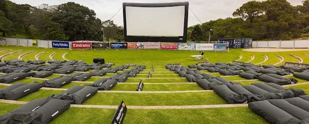 Sydney's Summer Open Air Cinema Guide