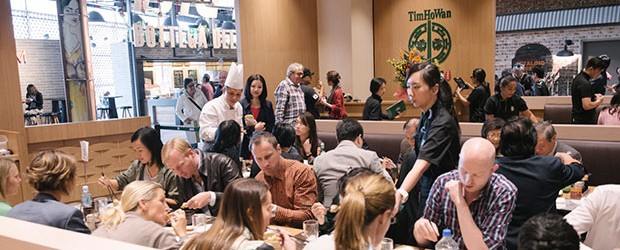 A Tim Ho Wan Pork Bun is Worth Waiting in Line For