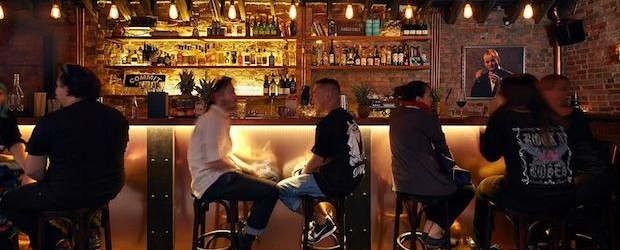 Union Electric, Your Go-To Cocktail Small Bar