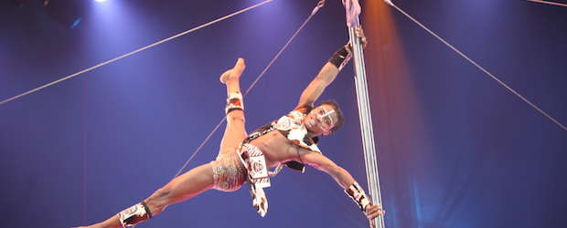 Cirque Africa Brings Back the Circus