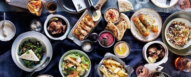 Food of the Gods, Zeus Street Greek Opens in Rosebery
