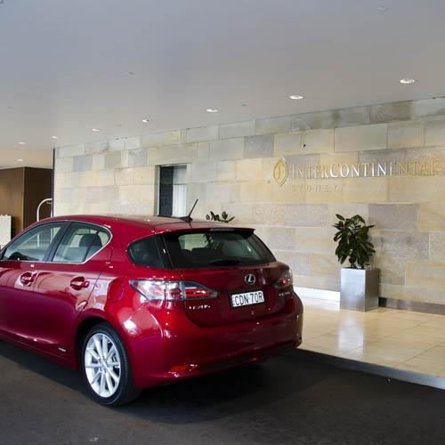 Lexus Ct 200h: High Coffee Comes To Sydney